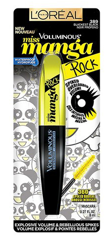 093f7d43ed3 L'Oréal Paris Miss Manga Mascara only $0.99 at CVS!