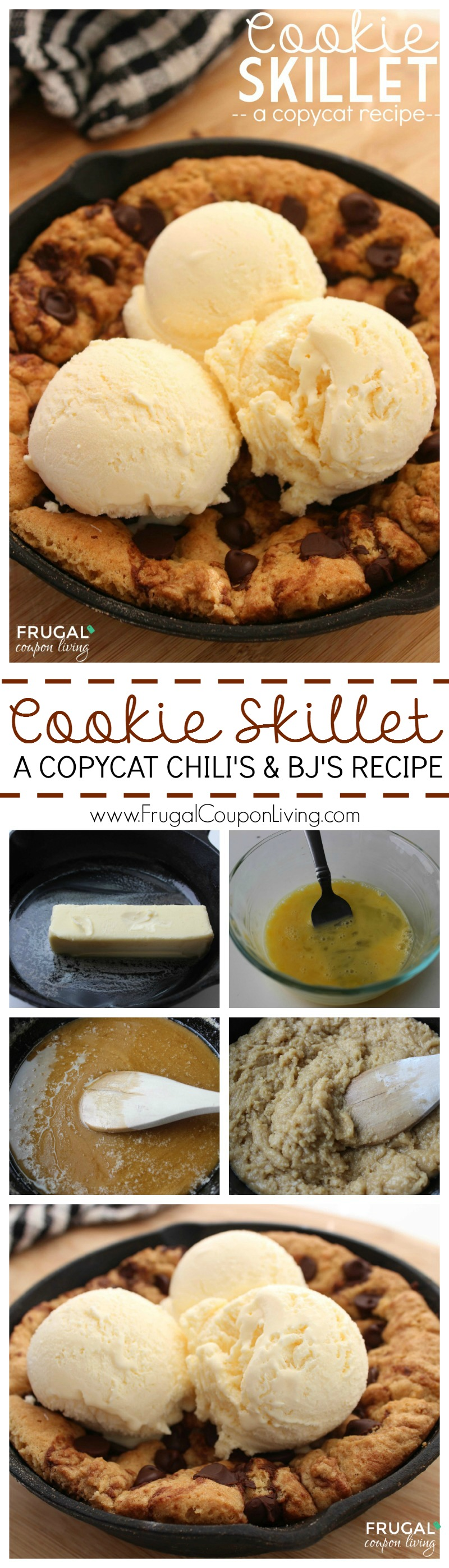 cookie-skillet-copycat-recipe-Collage-frugal-coupon-living-finished
