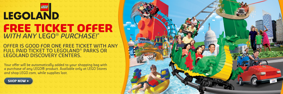 free-legoland-ticket