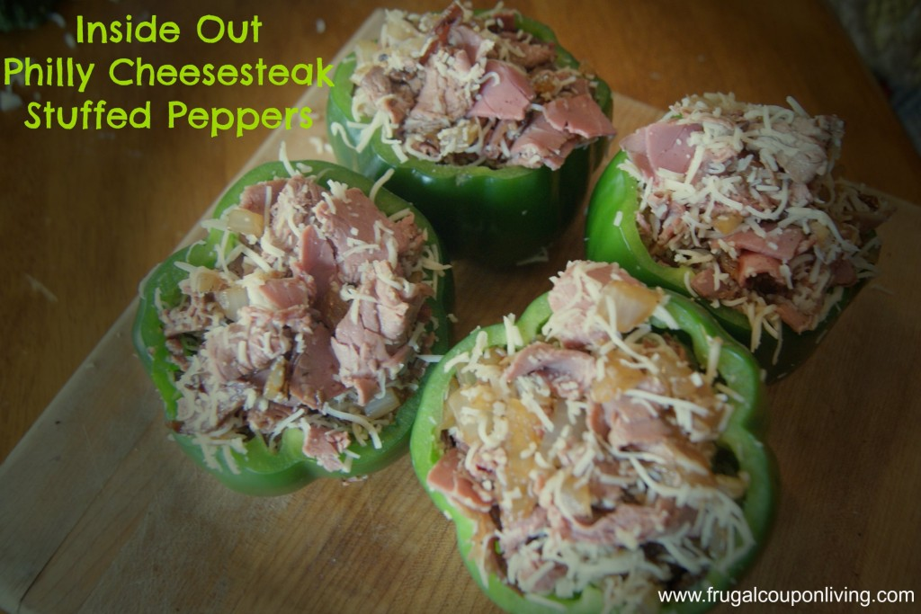 Inside-Out-Philly-Cheesesteak-Stuffed-Peppers-frugal-coupon-living-1024x683