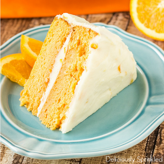 Orange-Cream-Cake-by-1Deliciously-Sprinkled-smaller