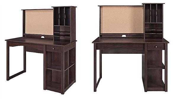 Altra Dartmouth Desk and Hutch ly $79 99 $120 off