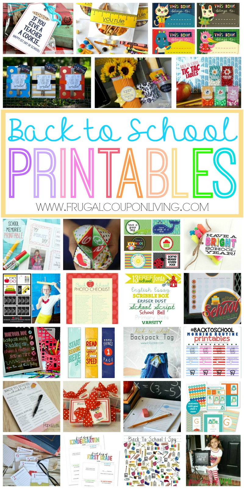 back-to-school-free-printables-Collage-frugal-coupon-living