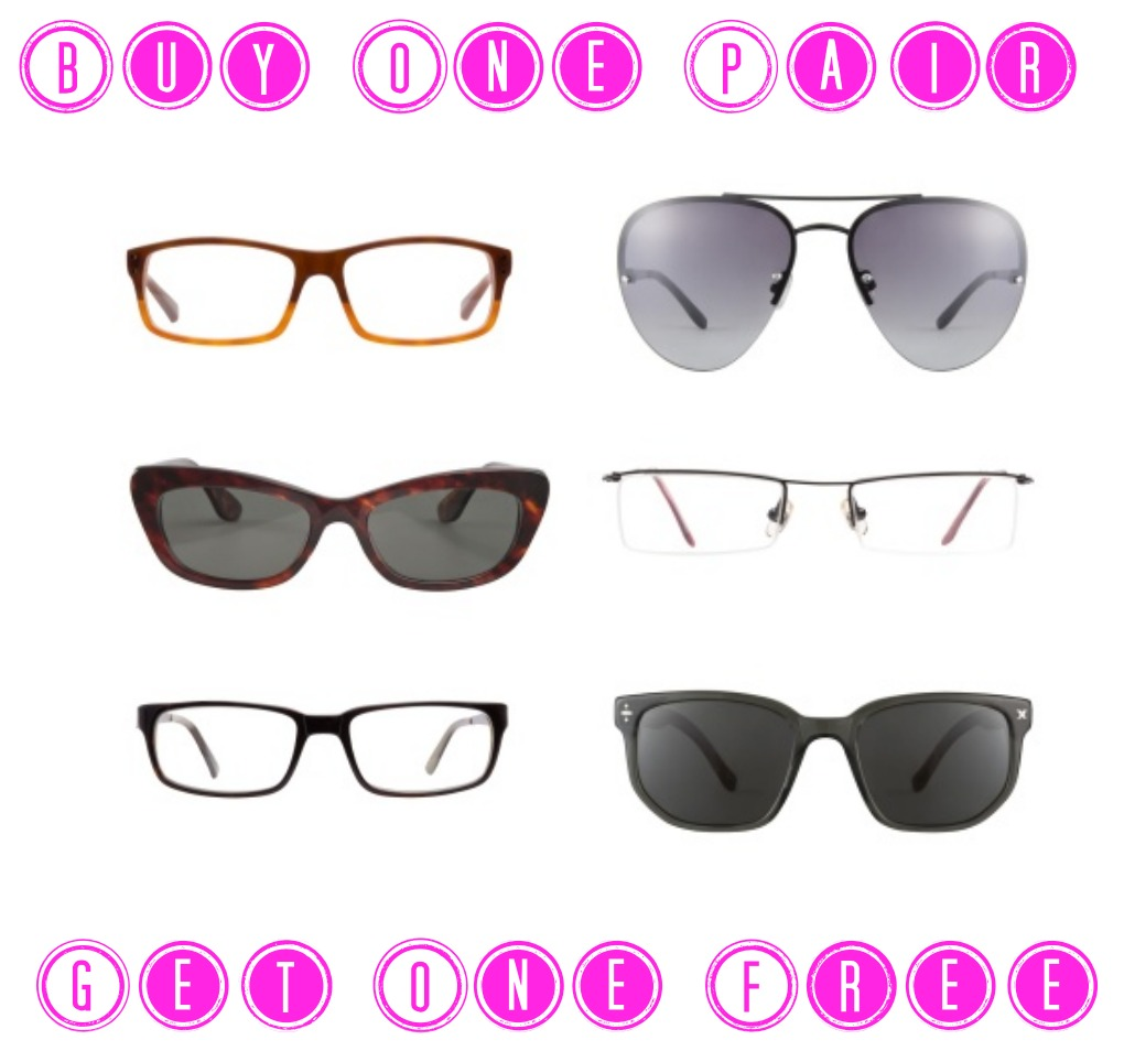 d046c541ae3 Right now Coastal Contacts is offering a buy 1 get 2nd free promotion.  Choose from glasses or sunglasses.
