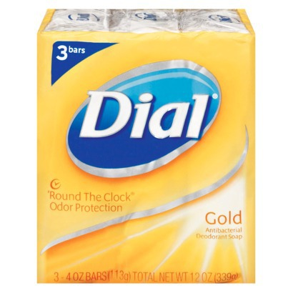 Free dial bar soap at walmart for Soap for new tattoo