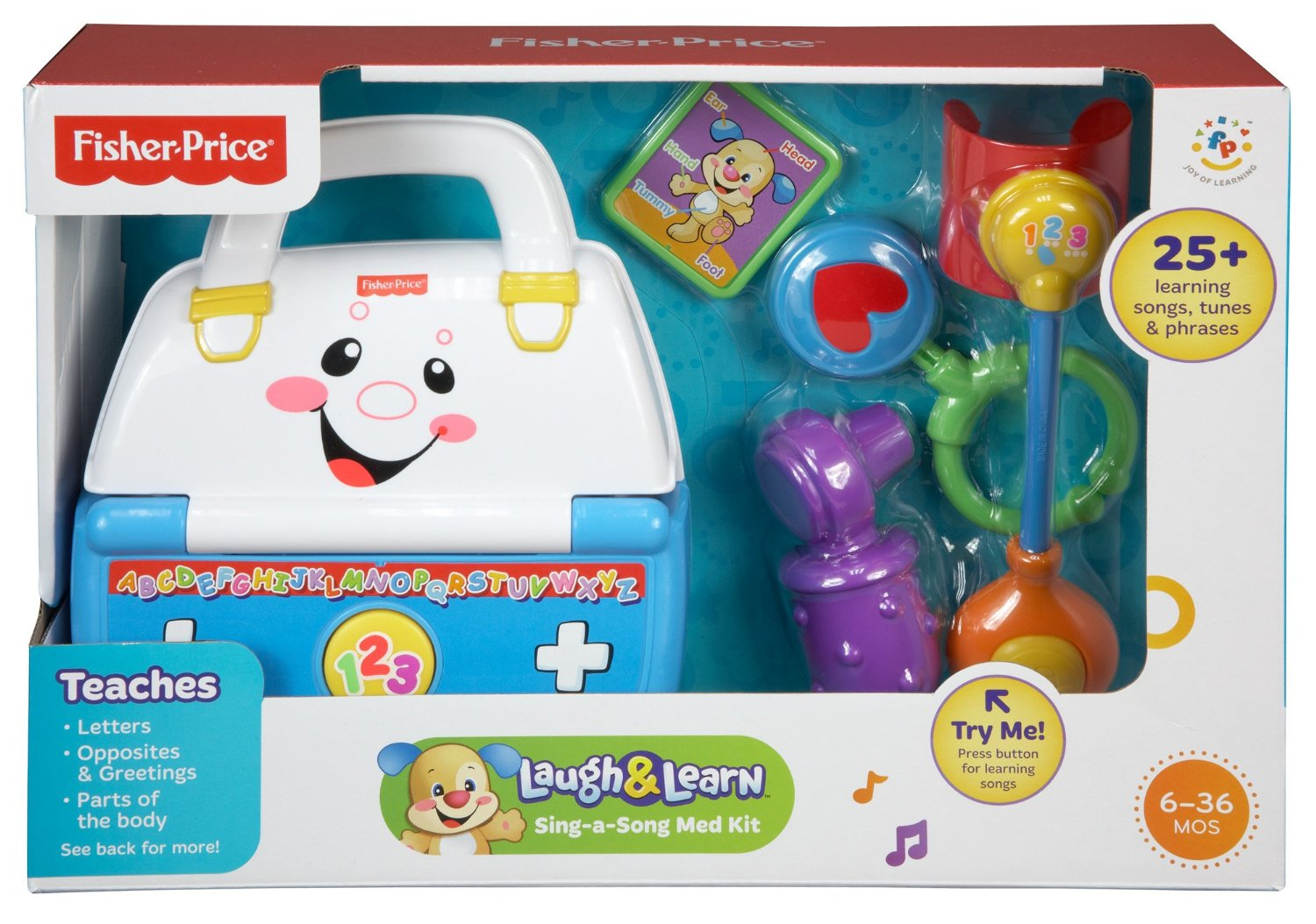 Amazon.com: fisher price doctor kit