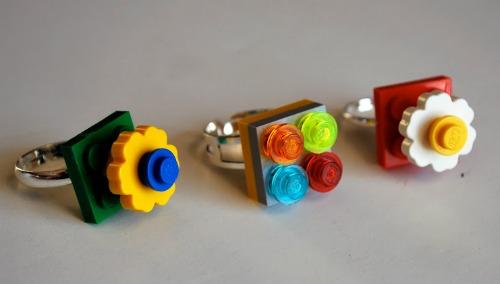 Lego Rings--Flower-smaller