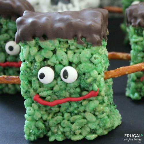 frankenstein-rice-krispy-treat-frugal-coupon-living-500-square