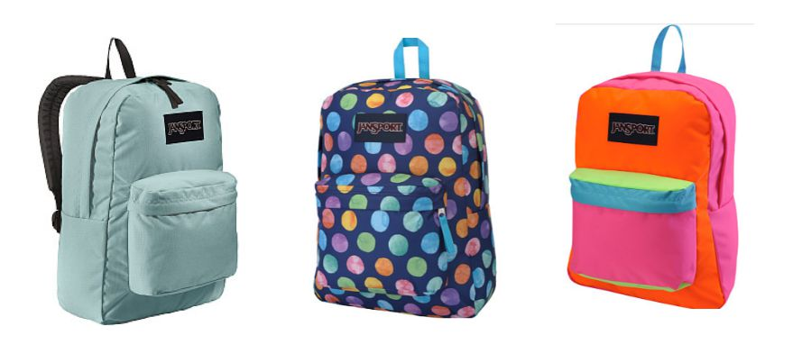 JanSport Backpacks as low as $13.98 Shipped!