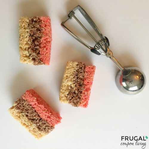 neapolitan-rice-krispie-treats-frugal-coupon-living-500