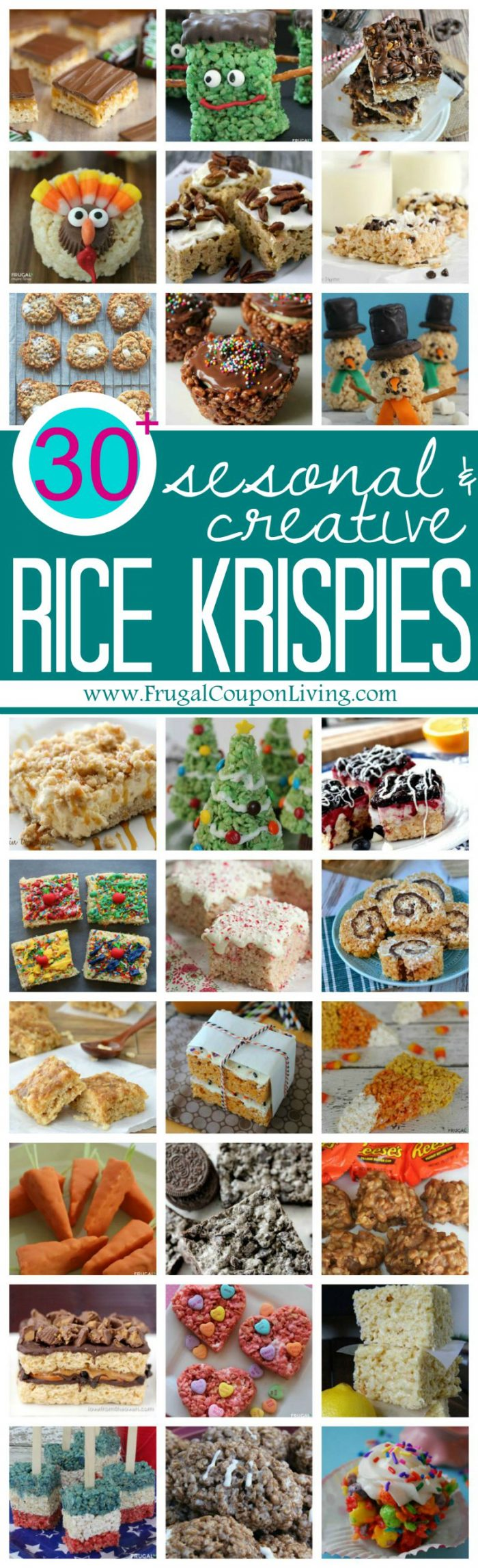 Rice krispie treats coupons