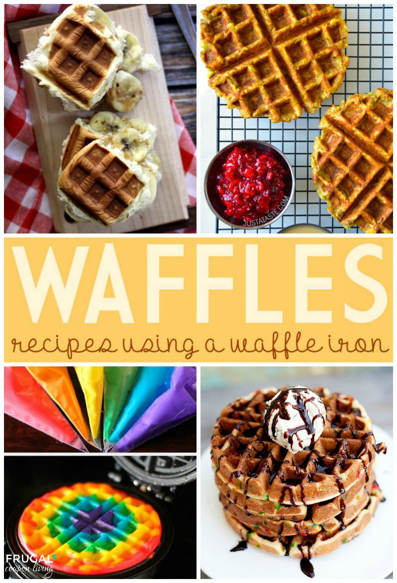 waffles-Collage-1-frugal-coupon-living