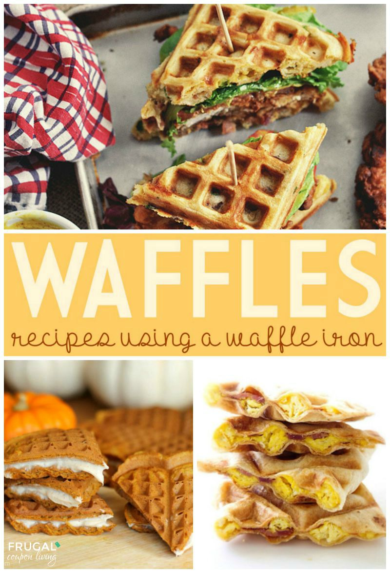 waffles-Collage-2-frugal-coupon-living