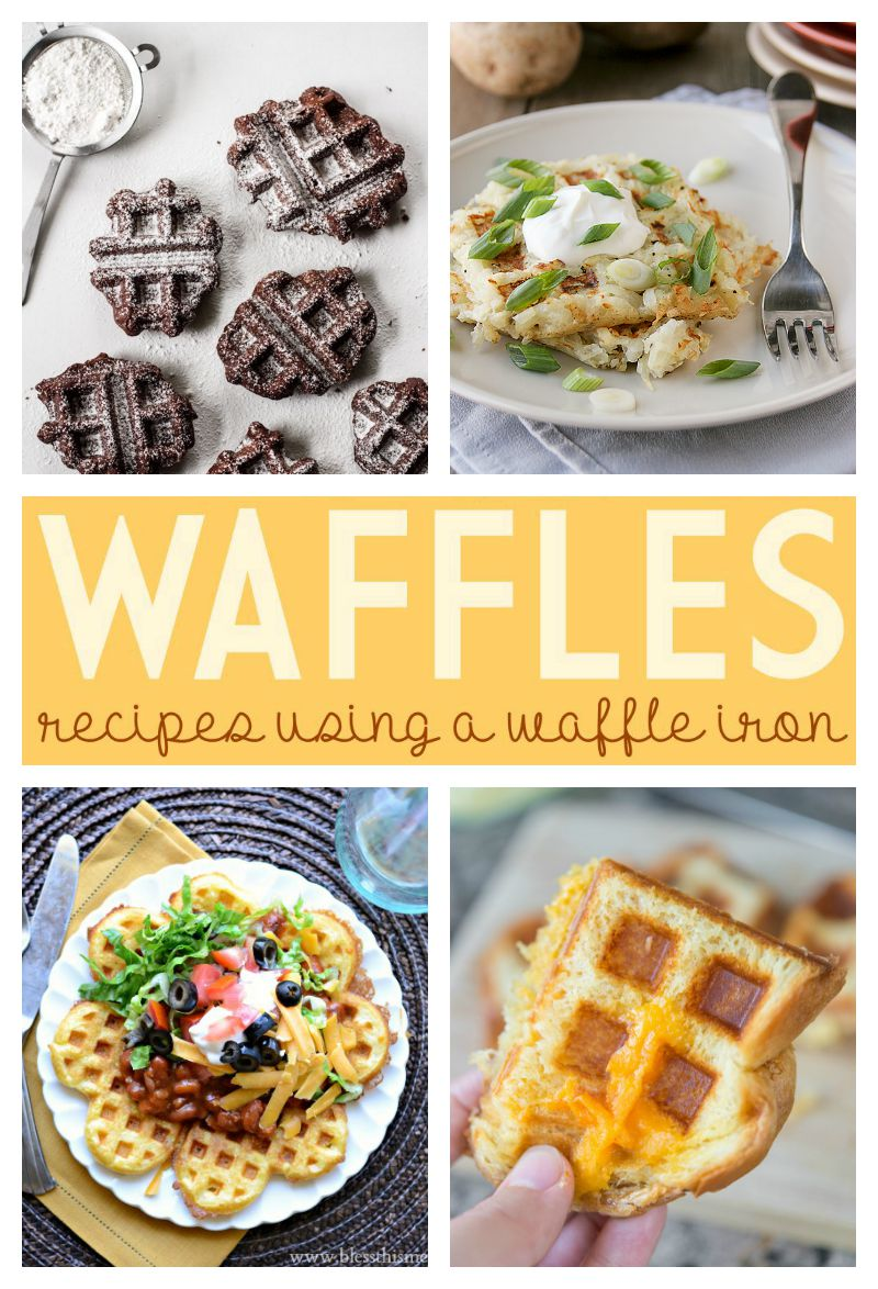 waffles-Collage-7-frugal-coupon-living