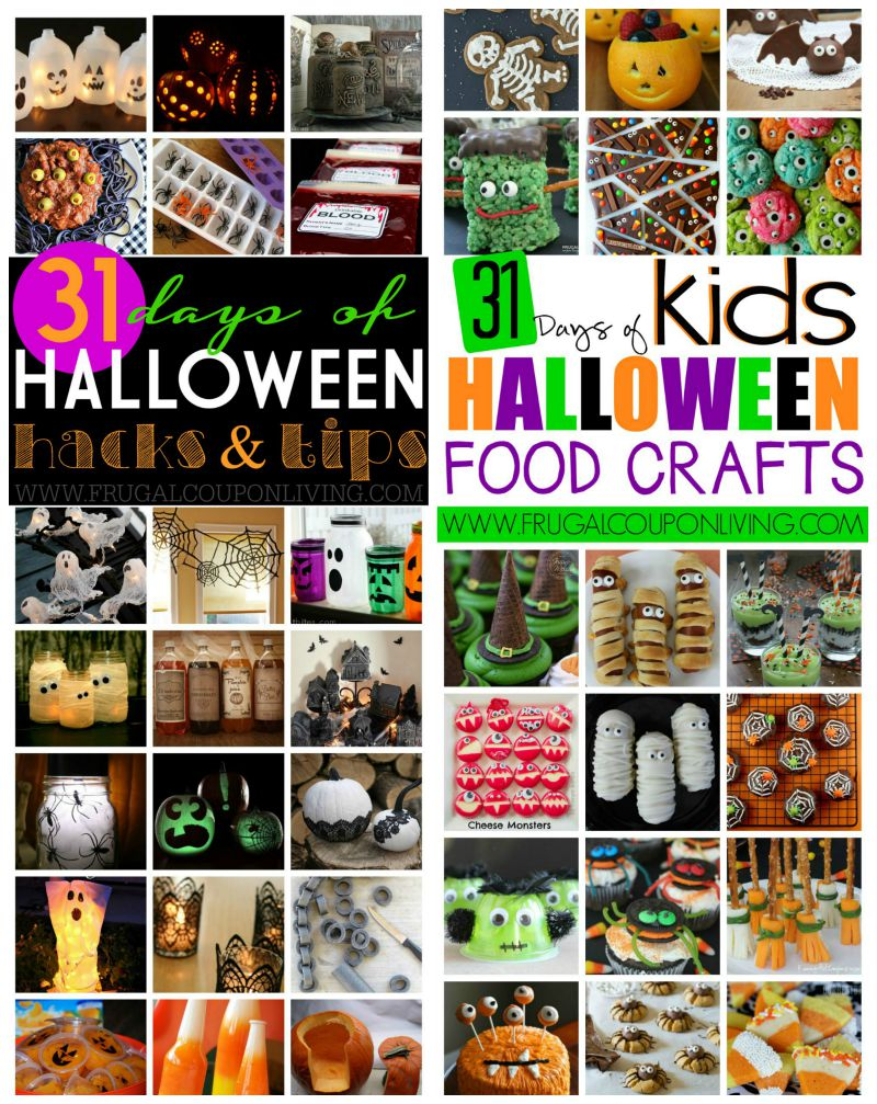 31-hacks-foods-hallowen-collage-frugal-coupon-living