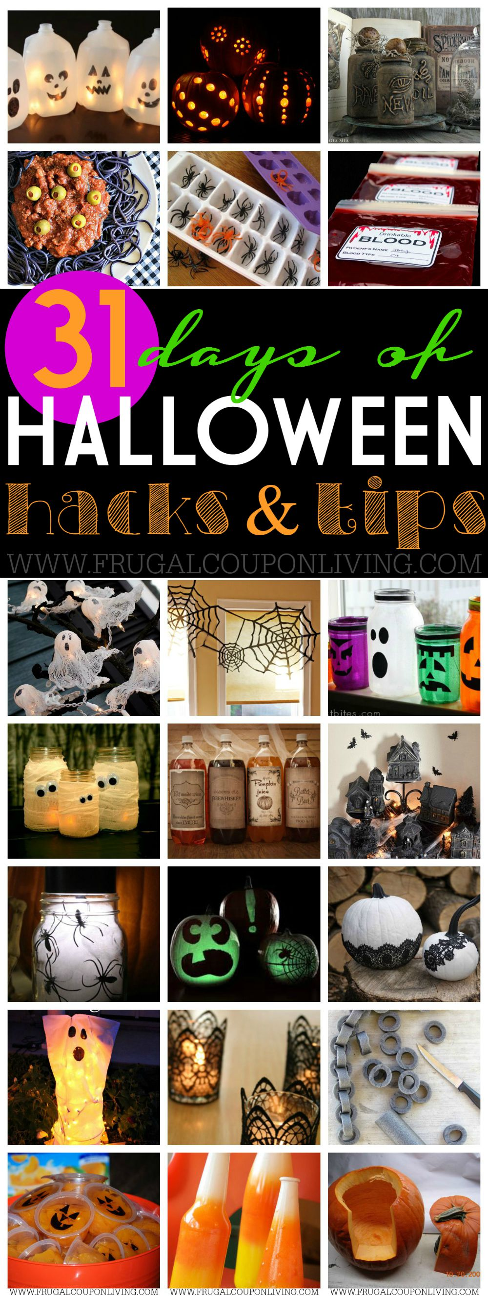 Halloween-hacks-and-tips-Collage-frugal-coupon-living-1000