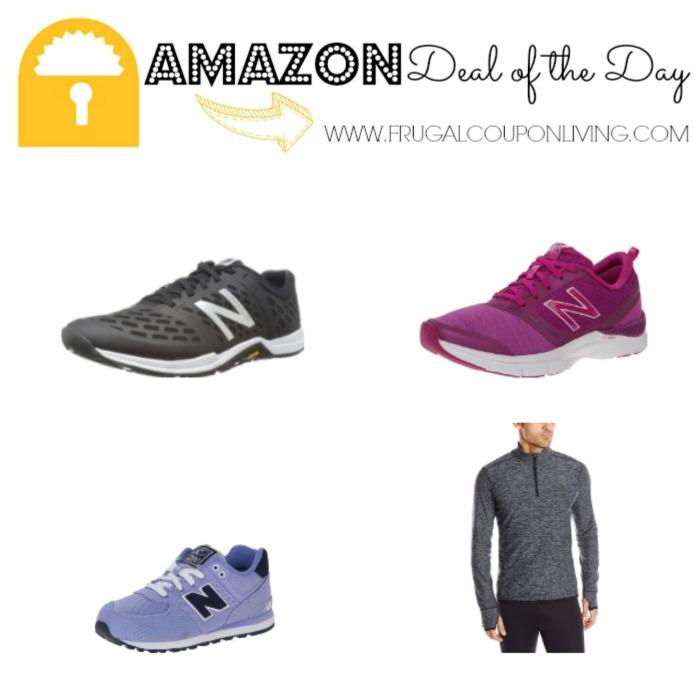f294b539632f3 Amazon: 45% off New Balance Shoes & Clothing!