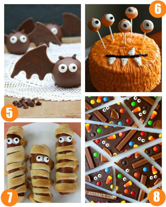 31 days of kid 39 s halloween food crafts for Halloween food ideas for preschoolers