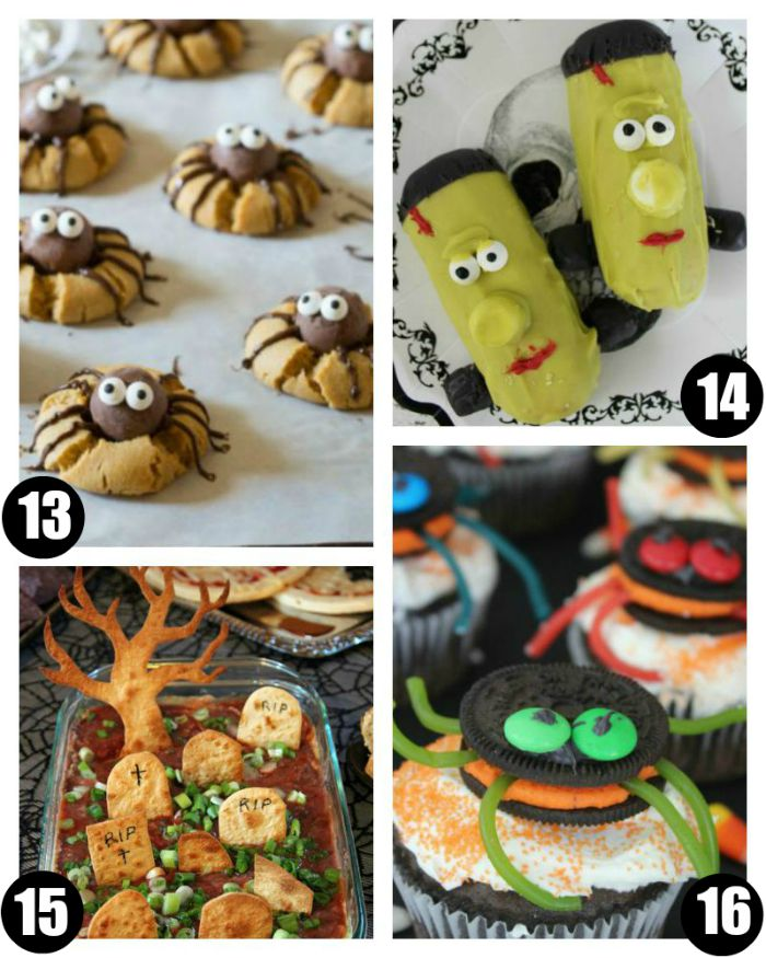 Halloween Food Ideas For Classroom Party