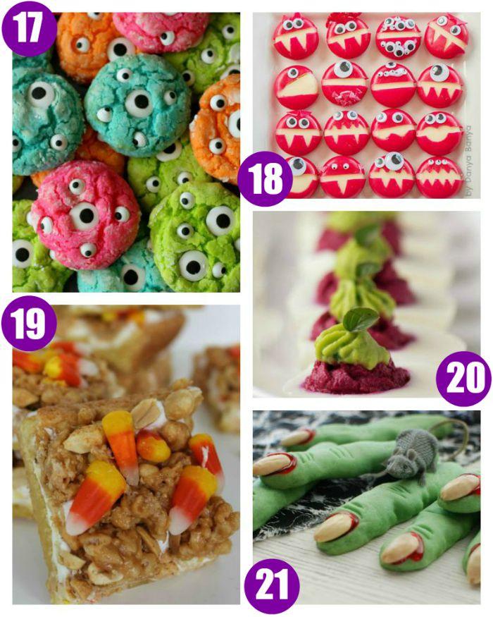 31 Days Of Kid S Halloween Food Crafts