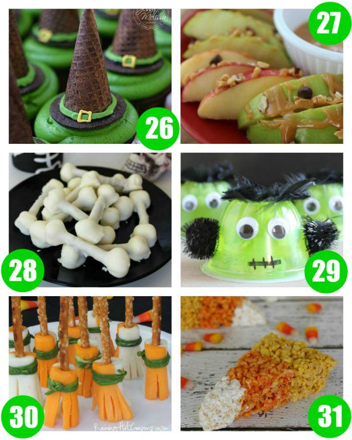 Delightful Food Craft Ideas For Kids Part - 5: Kids-halloween-food-craft-7-edited-frrugal-coupon-