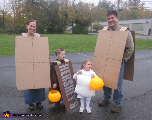 smores_family  sc 1 st  Frugal Coupon Living & 31 Family Halloween Costume Ideas and Where to Buy!