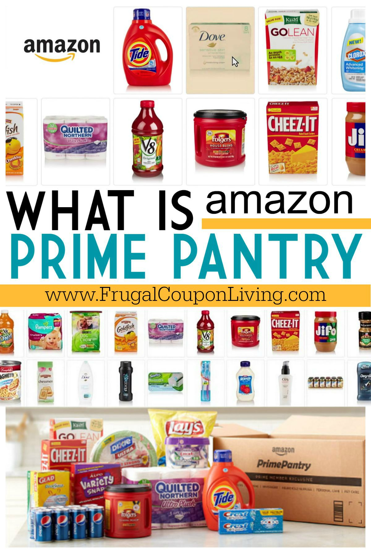what is amazon prime pantry frugal coupon living