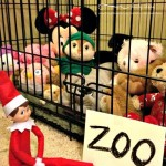 Elf-Visits-the-Zoo-Frugal-Coupon-Living-Elf-on-The-Shelf-Ideas