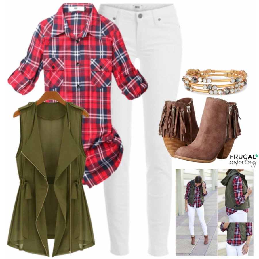 Frugal Fashion Friday Brown Autumn Outfit