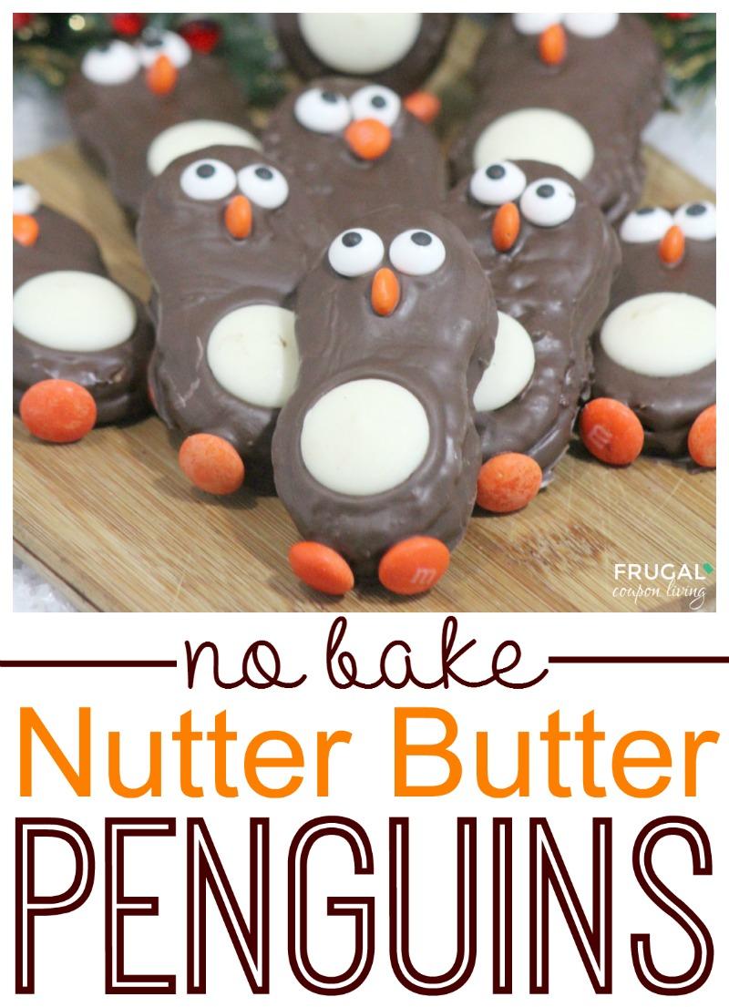 Nutter Butter Penguins on Frugal Coupon Living