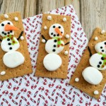 Snowman Grahams on Frugal Coupon Living Small