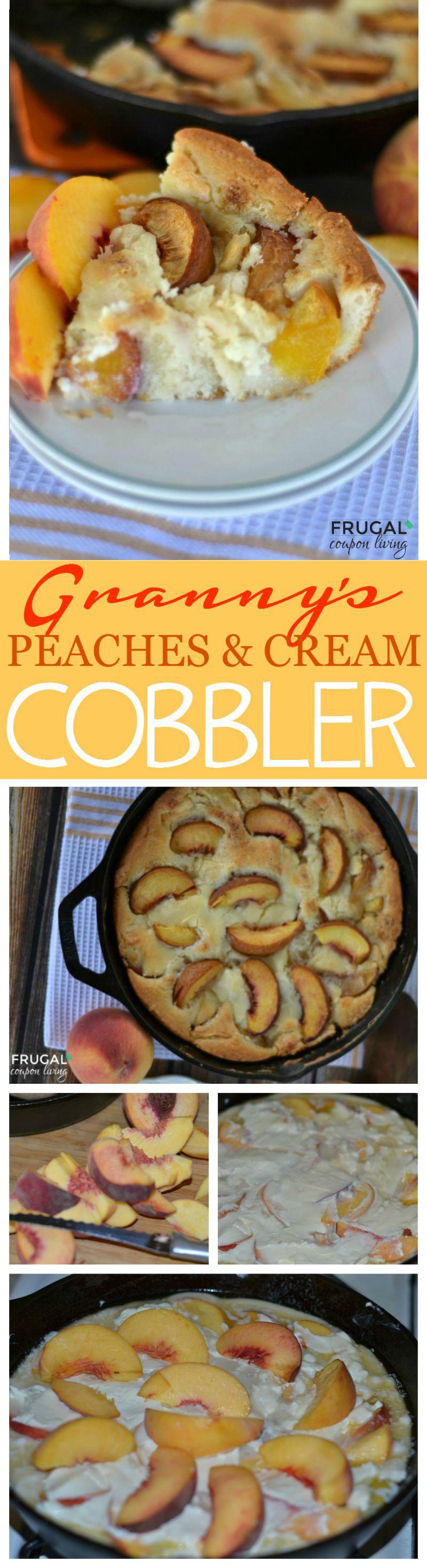 grannys-peaches-cream-cobbler-frugal-coupon-living-collage