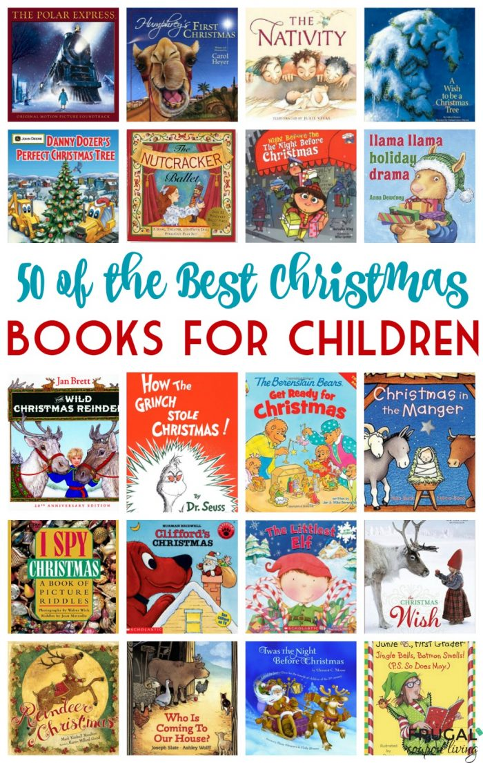 Best Christmas Books for Children