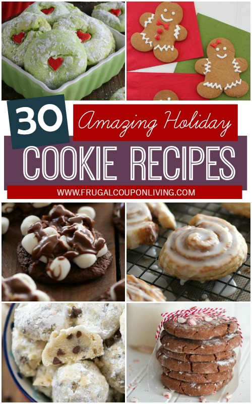Cookie Exchange Ideas 1 on Frugal Coupon Living