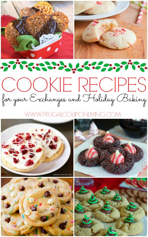 Cookie Exchange Ideas 5 on Frugal Coupon Living
