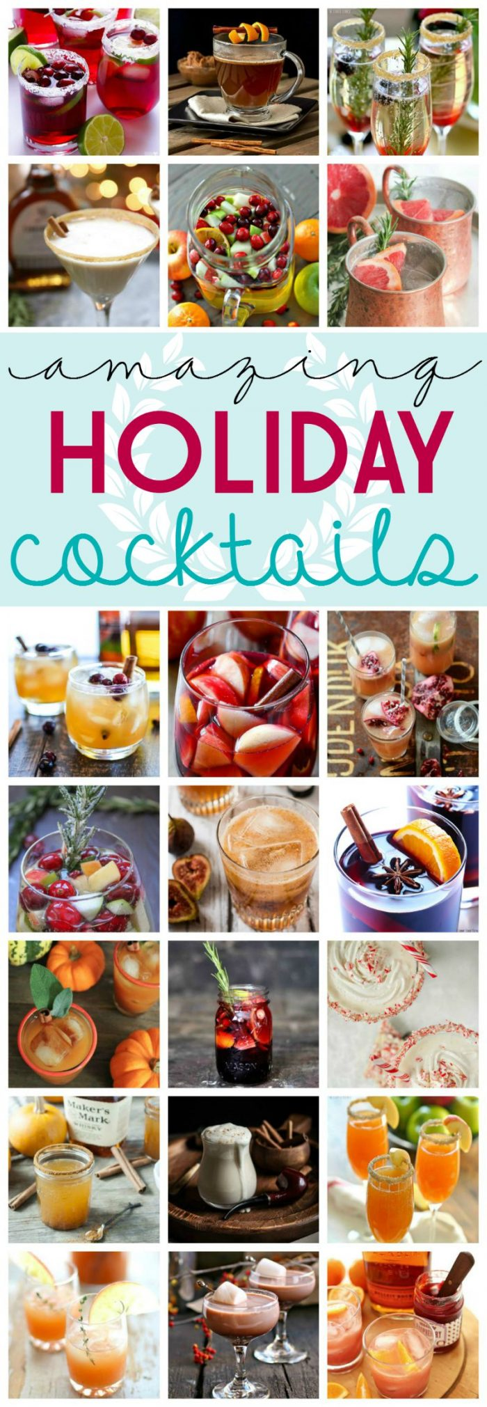 Holiday Cocktails Ideas on Frugal Coupon Living