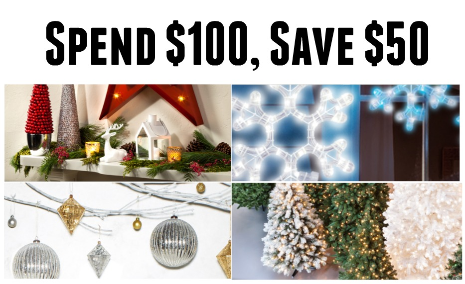 Target Coupon Code Save 50 On Christmas Decorations