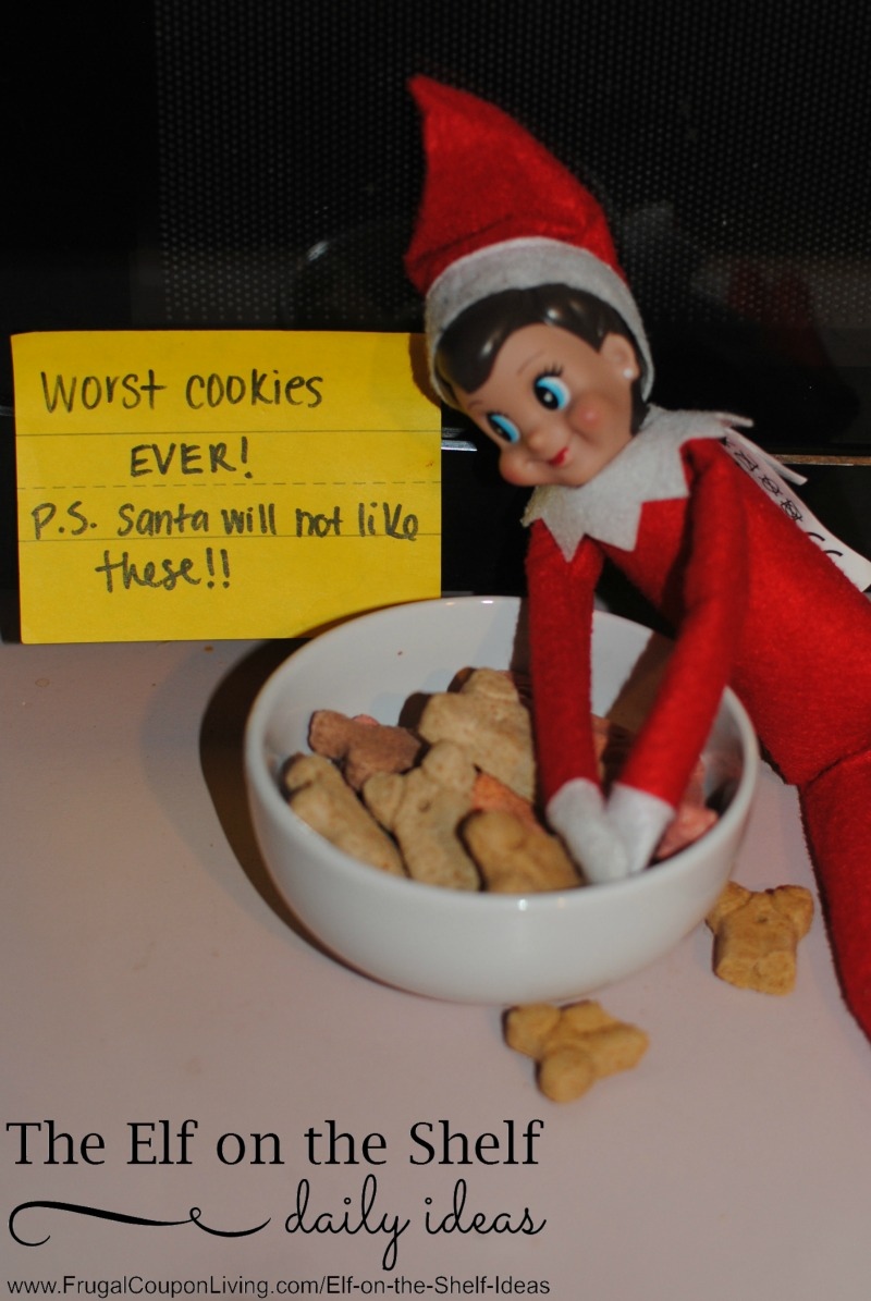 elf-cookies-elf-on-the-shelf-ideas-frugal-coupon-living