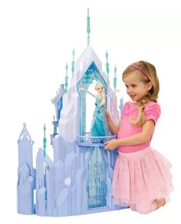 elsa-ice-castle
