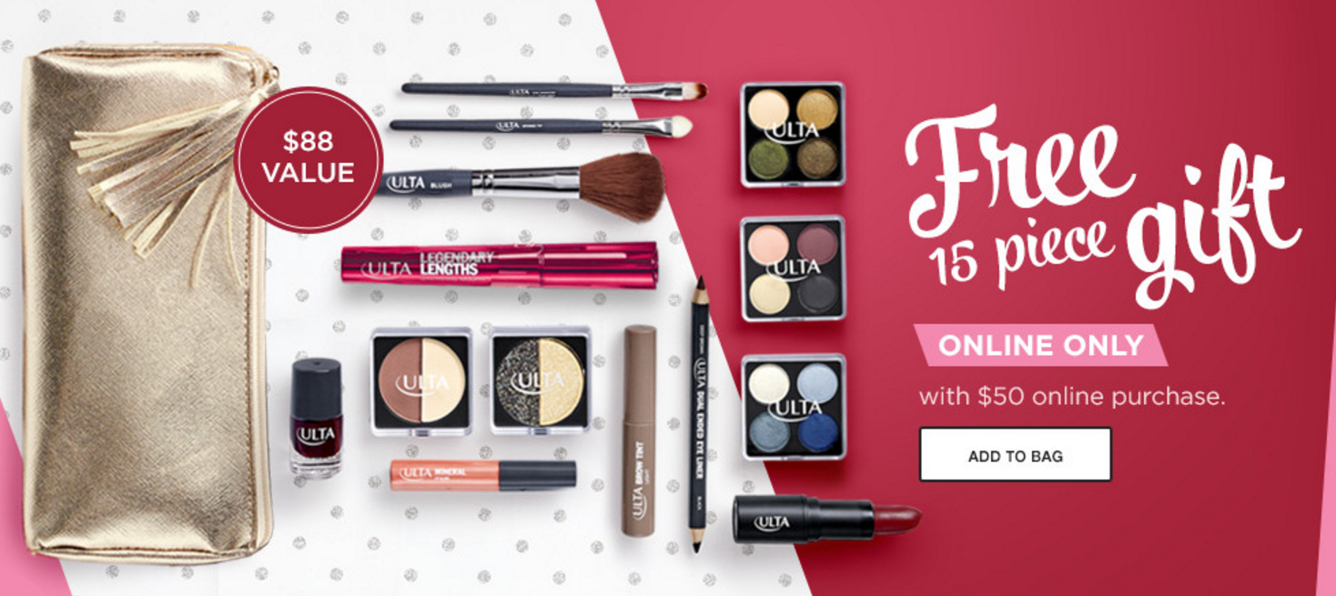 Ulta Black Friday Deals are Live Online