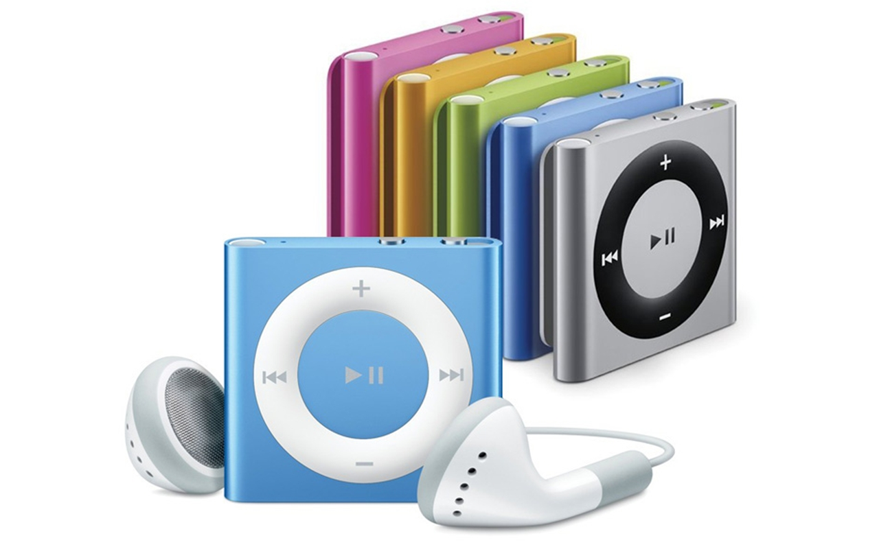 Ipod Shuffle 2gb 29 99 From 46 00