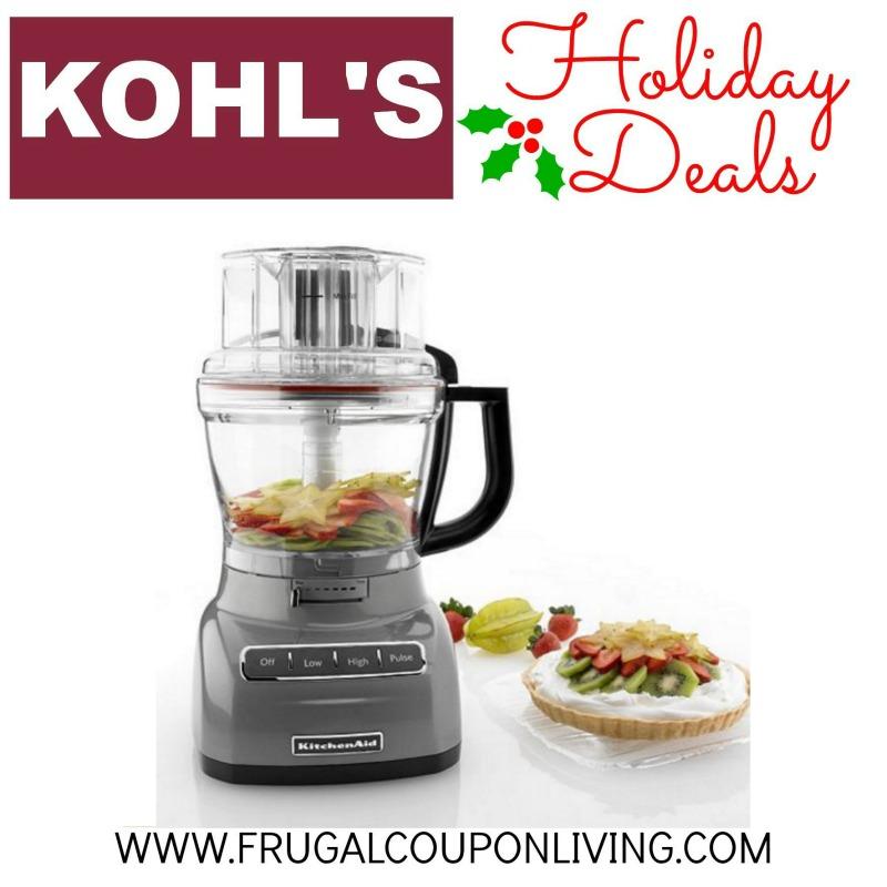 kitchenaid food processor black friday deals