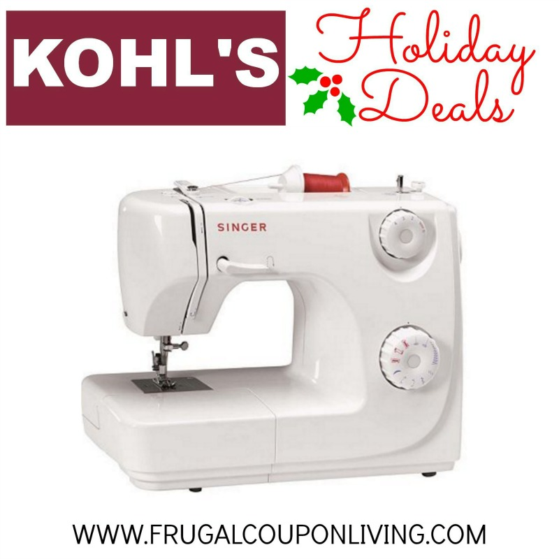 Kohl's Black Friday Singer Sewing Machine 4040 Gorgeous Deals On Sewing Machines