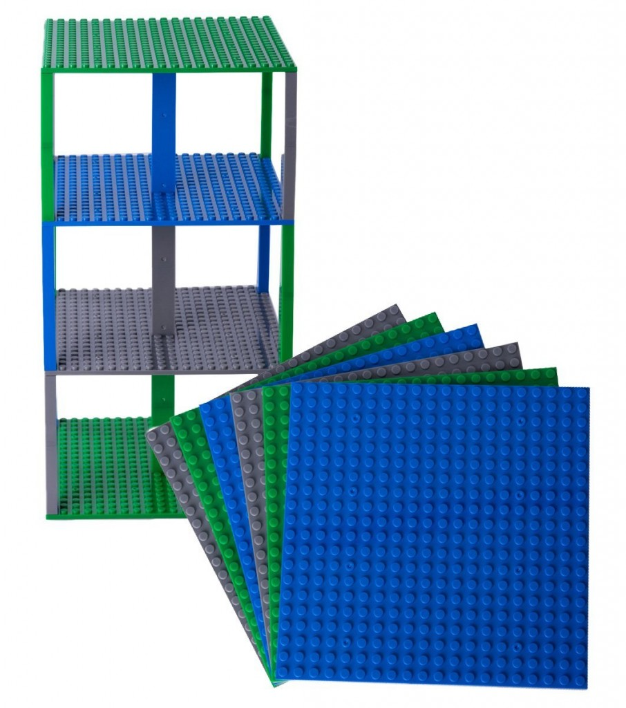Stackable Base Plates Lego Compatible Only 21 99
