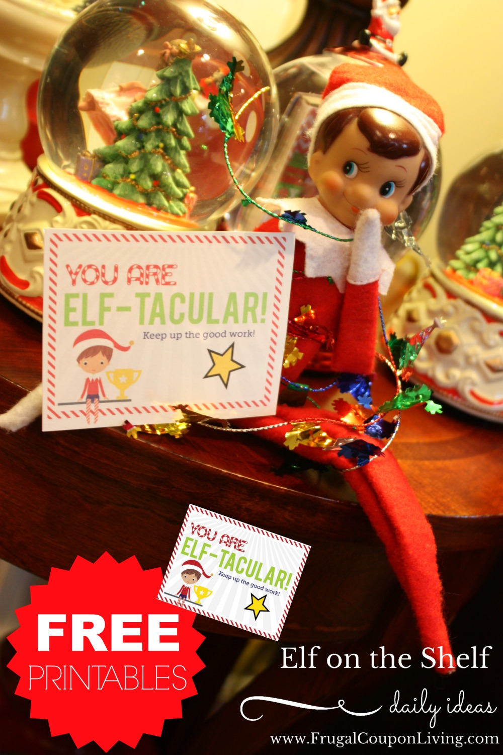 Elf in store coupons