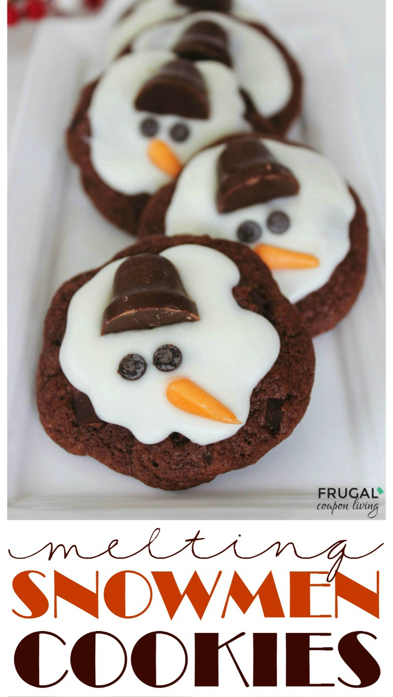 Melting-Snowmen-Cookies-Frugal-Coupon-Living Small