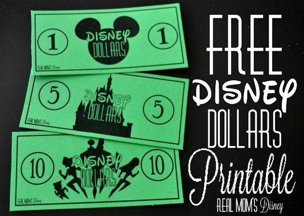 20 FREE Disney Printables Crafts