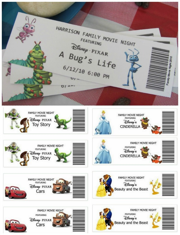 image regarding Free Printable Disney Tickets identified as 20 Cost-free Disney Printables - Crafts, Coloring, Creativeness