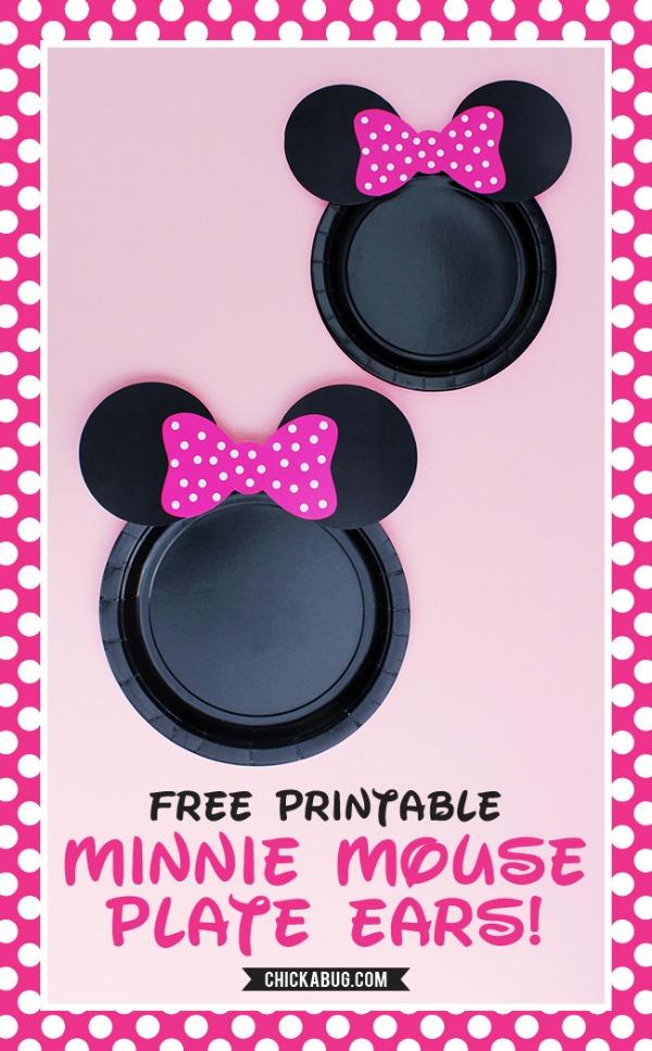 20 Free Disney Printables Crafts Coloring Creativity