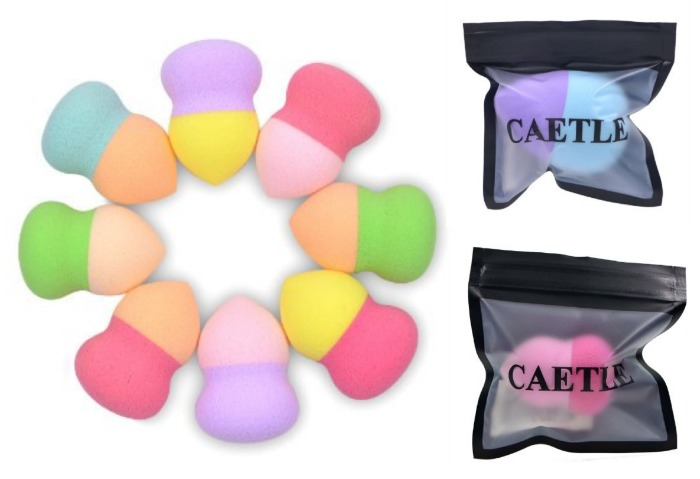 caetle makeup blending sponges only  0 99 shipped